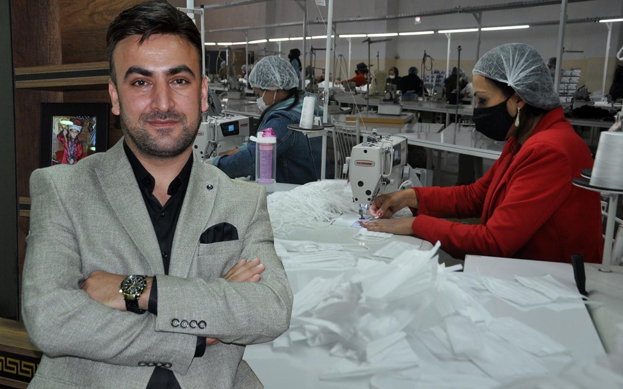Yüksekovalı genç fabrika kurdu! ABD ve Almanya'dan sipariş yağıyor