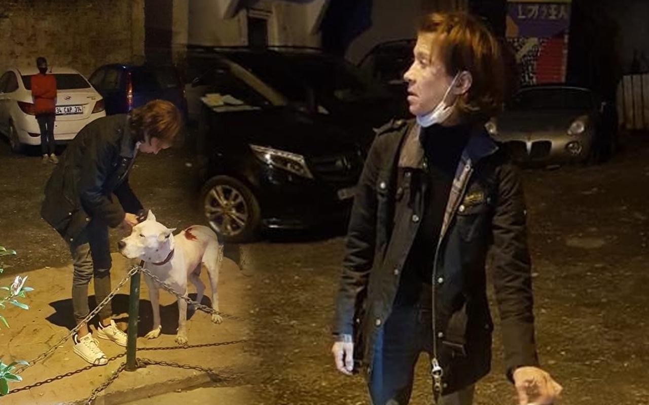İstanbul'da Amerikalı kadın mahalle sakinlerini isyan ettirdi: Buraya özellikle geliyor