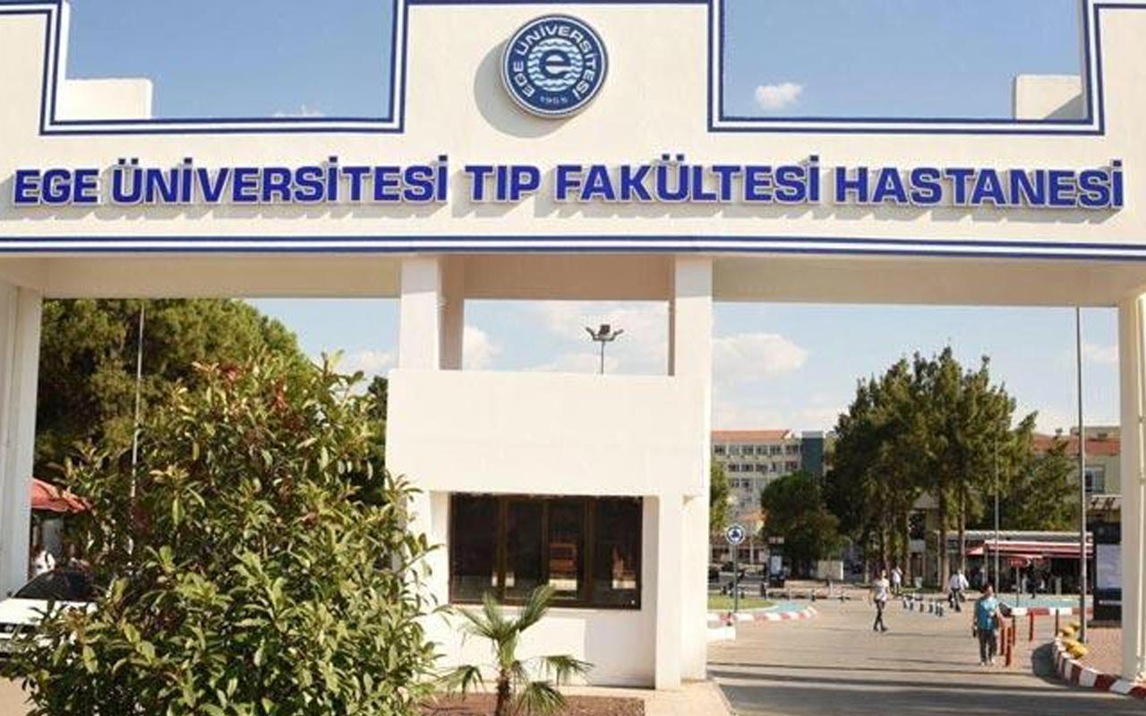 İzmir'de deprem sonrası Ege Üniversitesi çağrı yaptı! Kan ihtiyacı var
