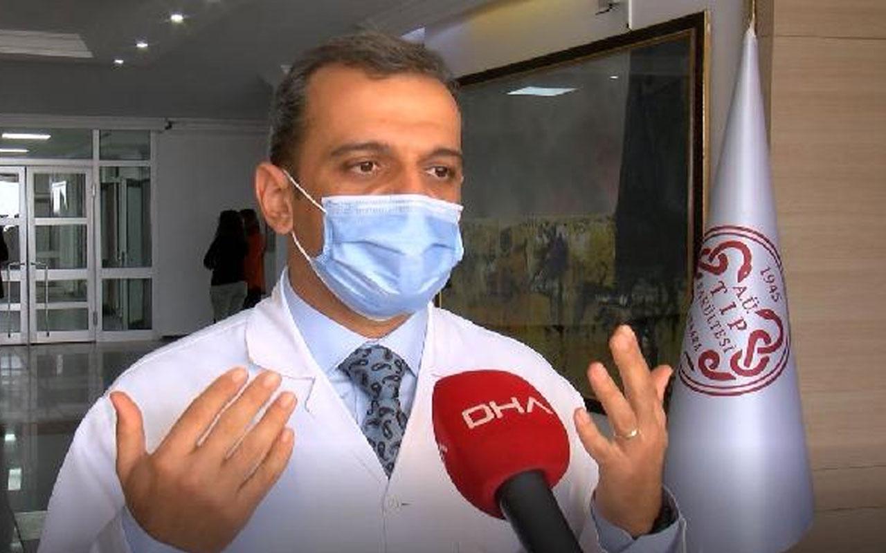 Bilim Kurulu üyesi Alpay Azap: Kapalı ortamların 1 saatte 6 kez havalandırılması gerekiyor