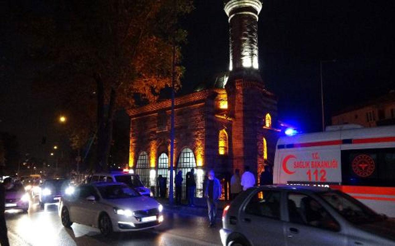 Bursa'da yaşandı! Eski eşi konuşmak istemeyince, not bırakıp camide kendini astı