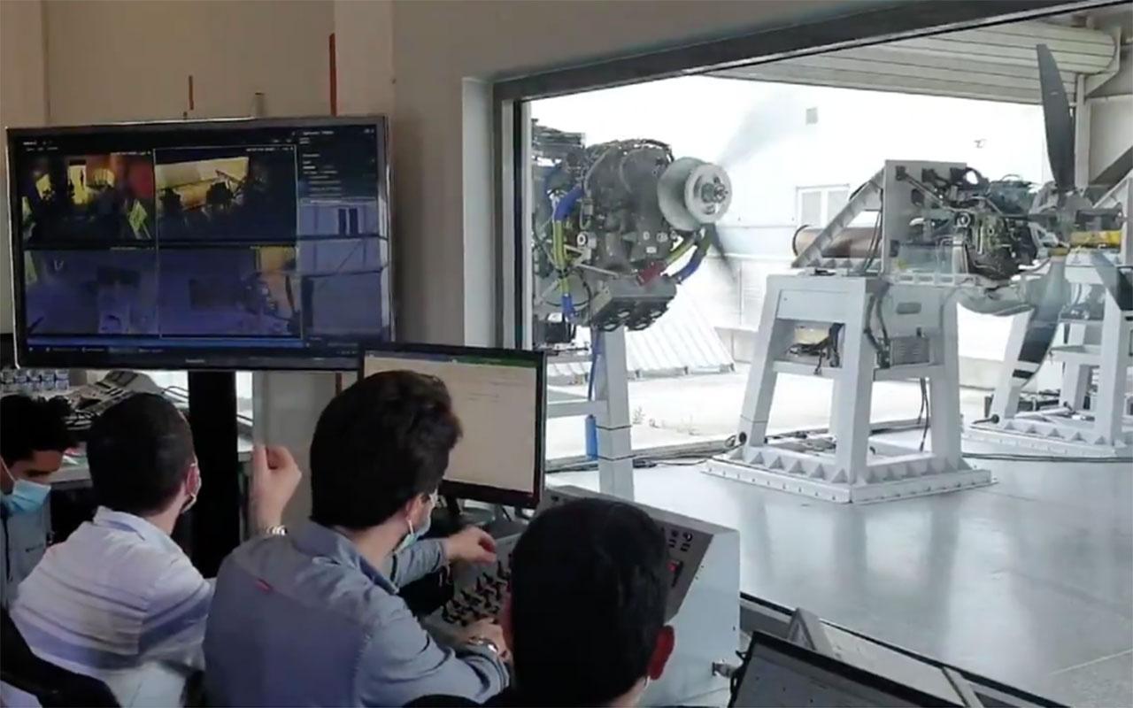 Selçuk Bayraktar'dan 'yerli uçak motoru' paylaşımı! Akıncı ve Bayraktar'ı uçuracak