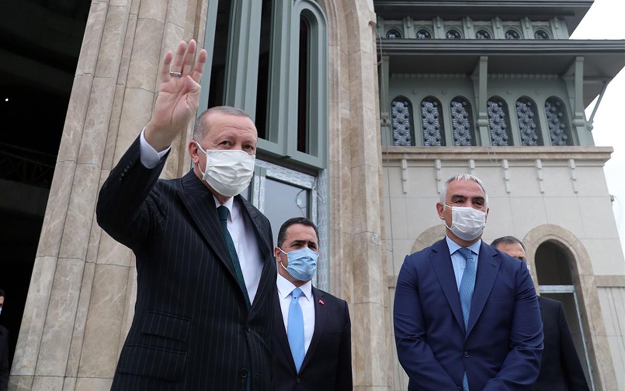 Cumhurbaşkanı Erdoğan'dan Mesut Yılmaz'ın vefatıyla ilgili açıklama
