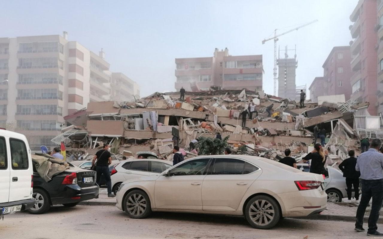 İzmir Belediye Başkanı Tunç Soyer'den deprem açıklaması: 20'ye yakın binada yıkım ihbarı aldık