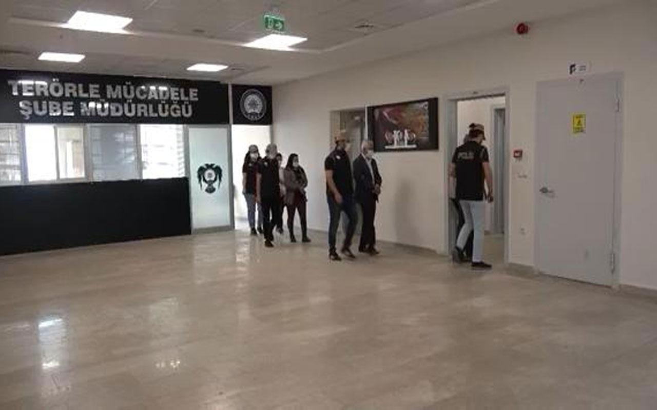 Mardin'de PKK operasyonu! Eski belediye başkanları da gözaltına