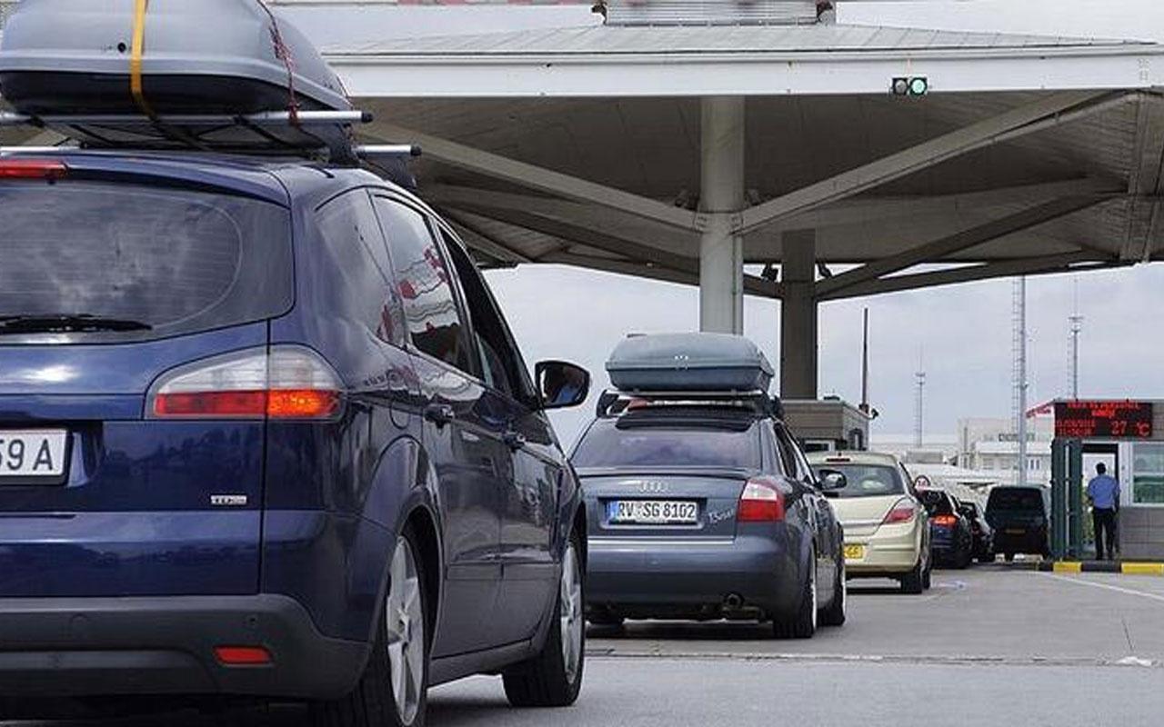 Ticaret Bakanı Ruhsar Pekcan'dan yabancı plakalı araçlarla ilgili açıklama!