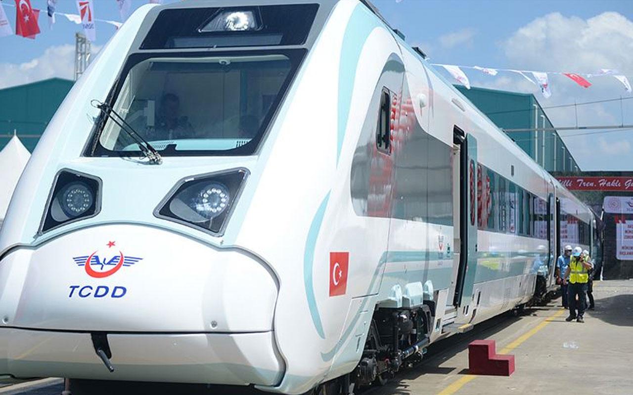 Yerli ve milli trenlerin üretiminde geri sayım! Bu yıl tamamlanıyor