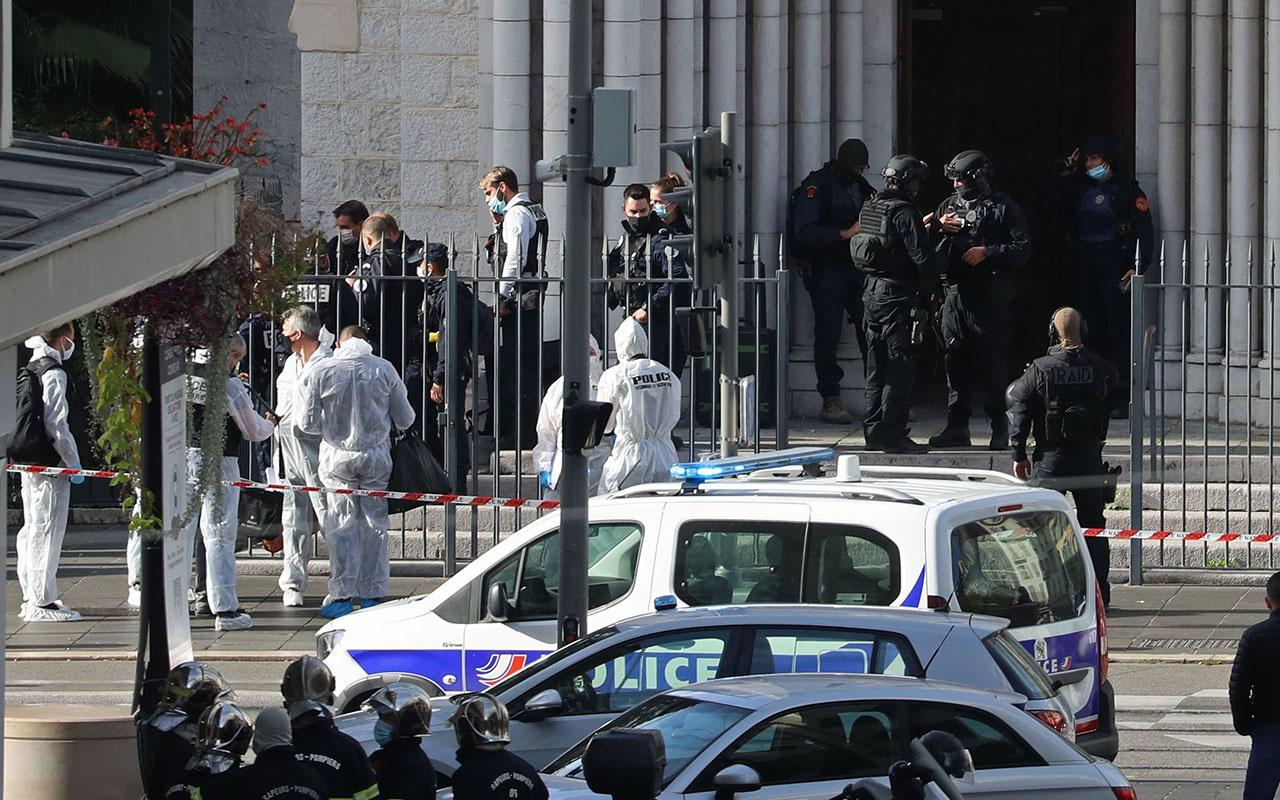Fransa'da kadının kafasının kesildiği saldırıyla ilgili ikinci kişi gözaltına alındı