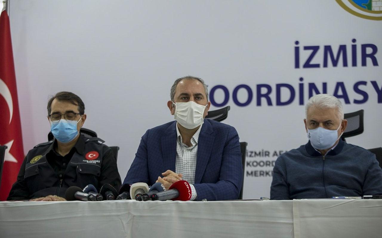 Bakan Gül: Çirkin paylaşımlarla ilgili 3 kişi gözaltında kimse acımızı suistimal edemez