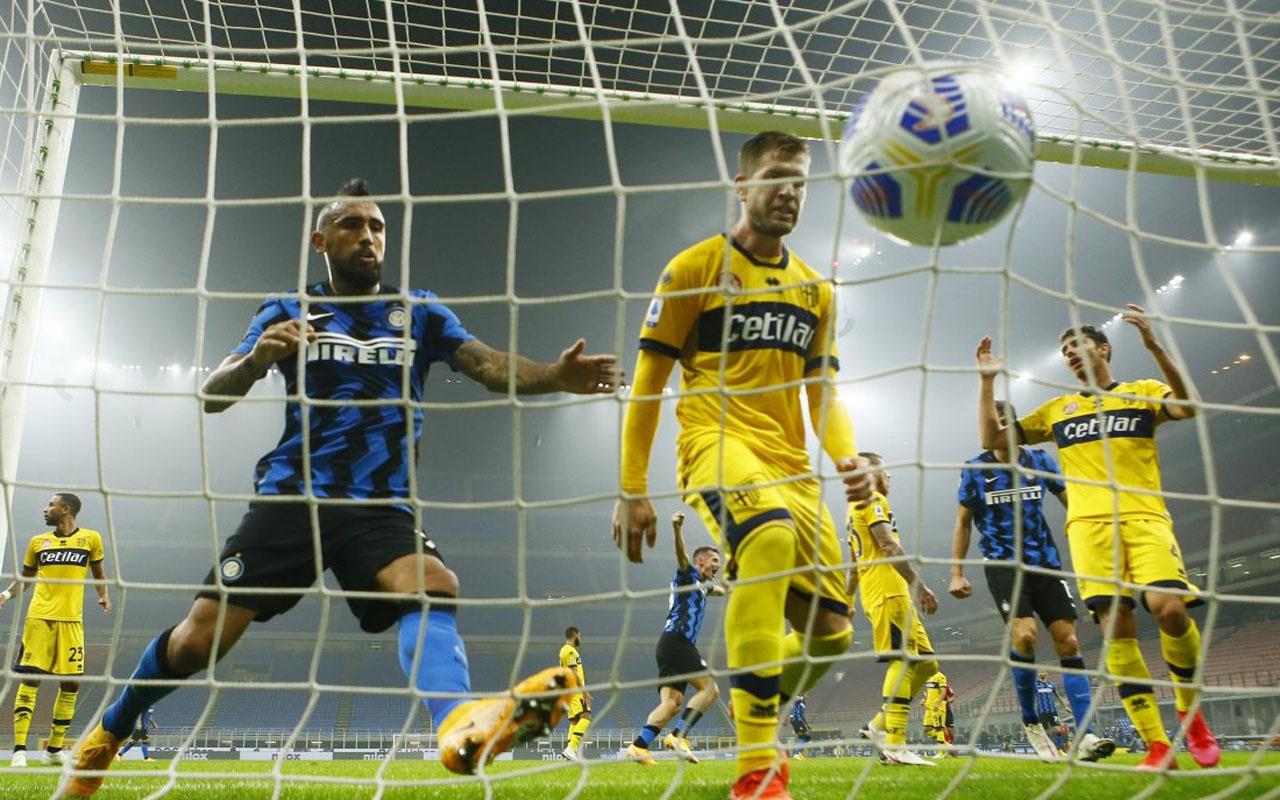 Perisic son dakika golüyle Inter'e 1 puan getirdi
