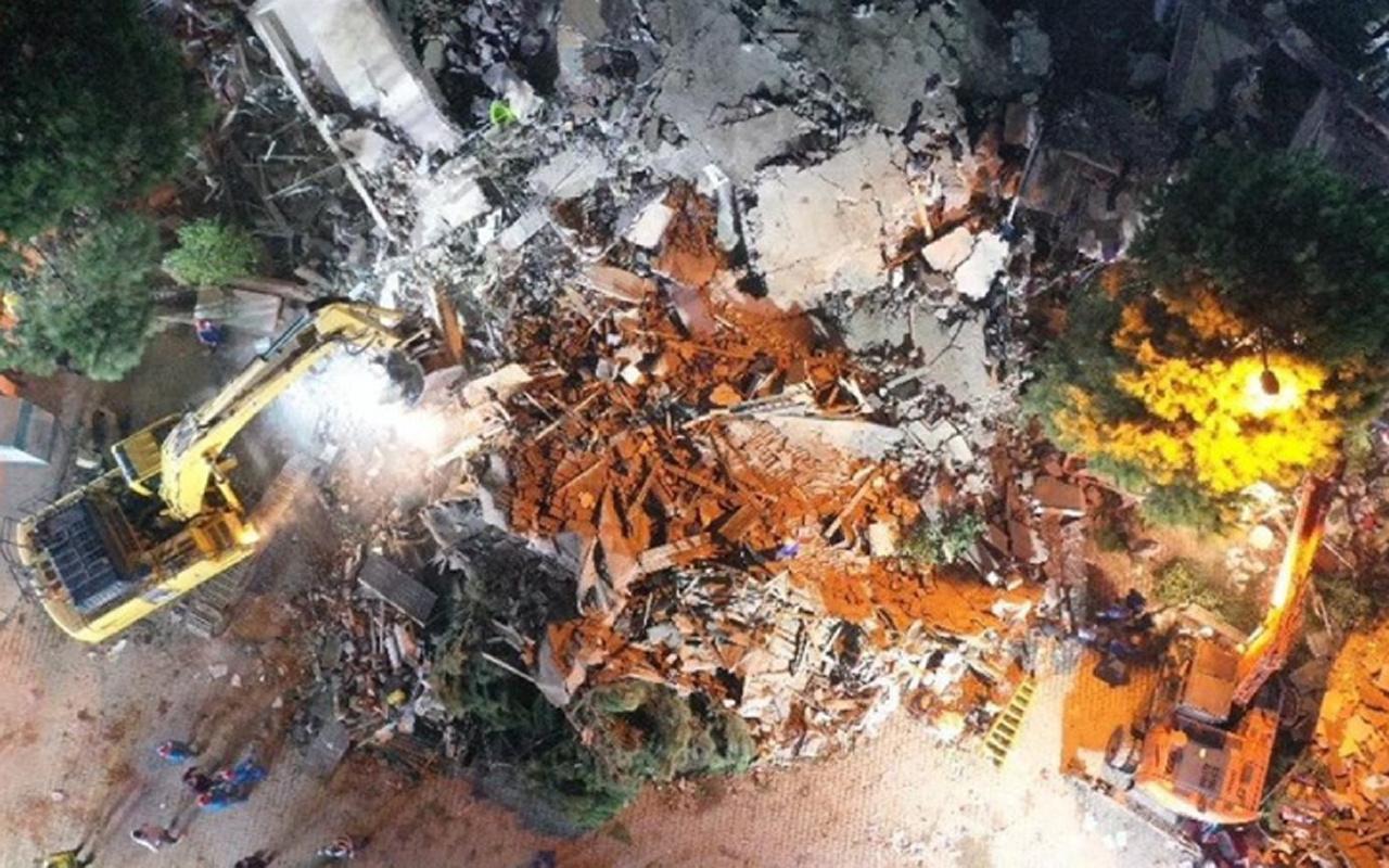 İzmir depreminde gözaltına alınan müteahhitler: Kolonları kaydıranlar suçlu
