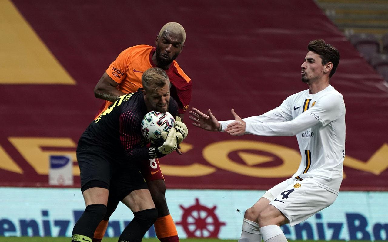 Fuat Çapa, Galatasaray yenilgisi sonrası: Bize daha cesur çekildi