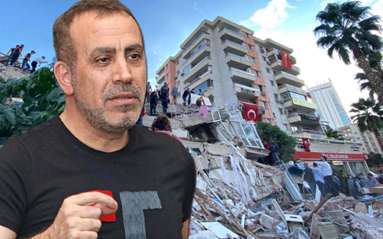 Haluk Levent İzmir'de yaraların sarılması için yapılanları anlattı AHBAP sahada