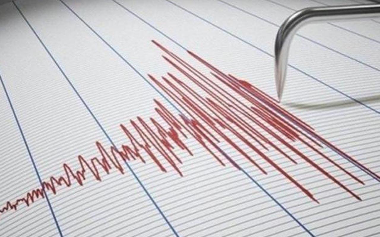 İzmir yine sallandı! Ege Denizi'nde 4.1'lik deprem meydana geldi