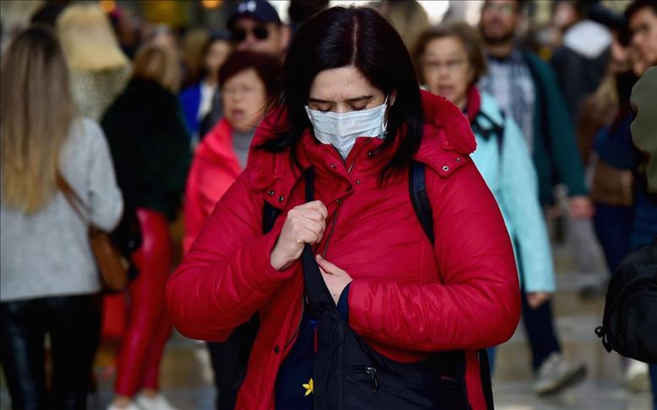 Koronavirüs tespit edilen kişi sayısı 60 milyon 108 bini geçti