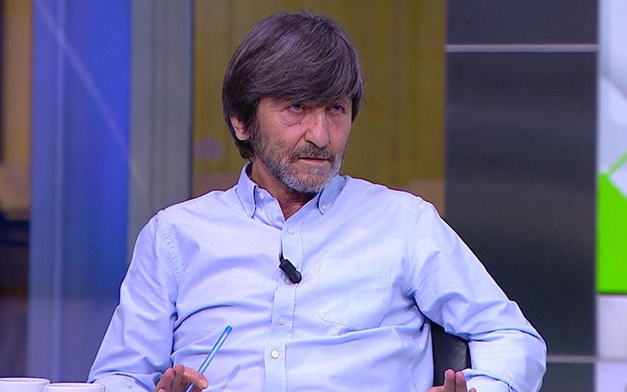 Rıdvan Dilmen: Beşiktaş'ın oyuncusu olamaz
