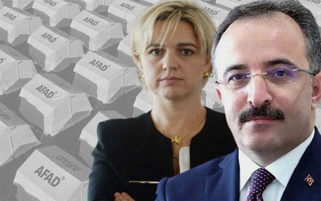 CHP'li Selin Sayek Böke'nin çadır iddiasına İçişleri Bakanlığından yanıt