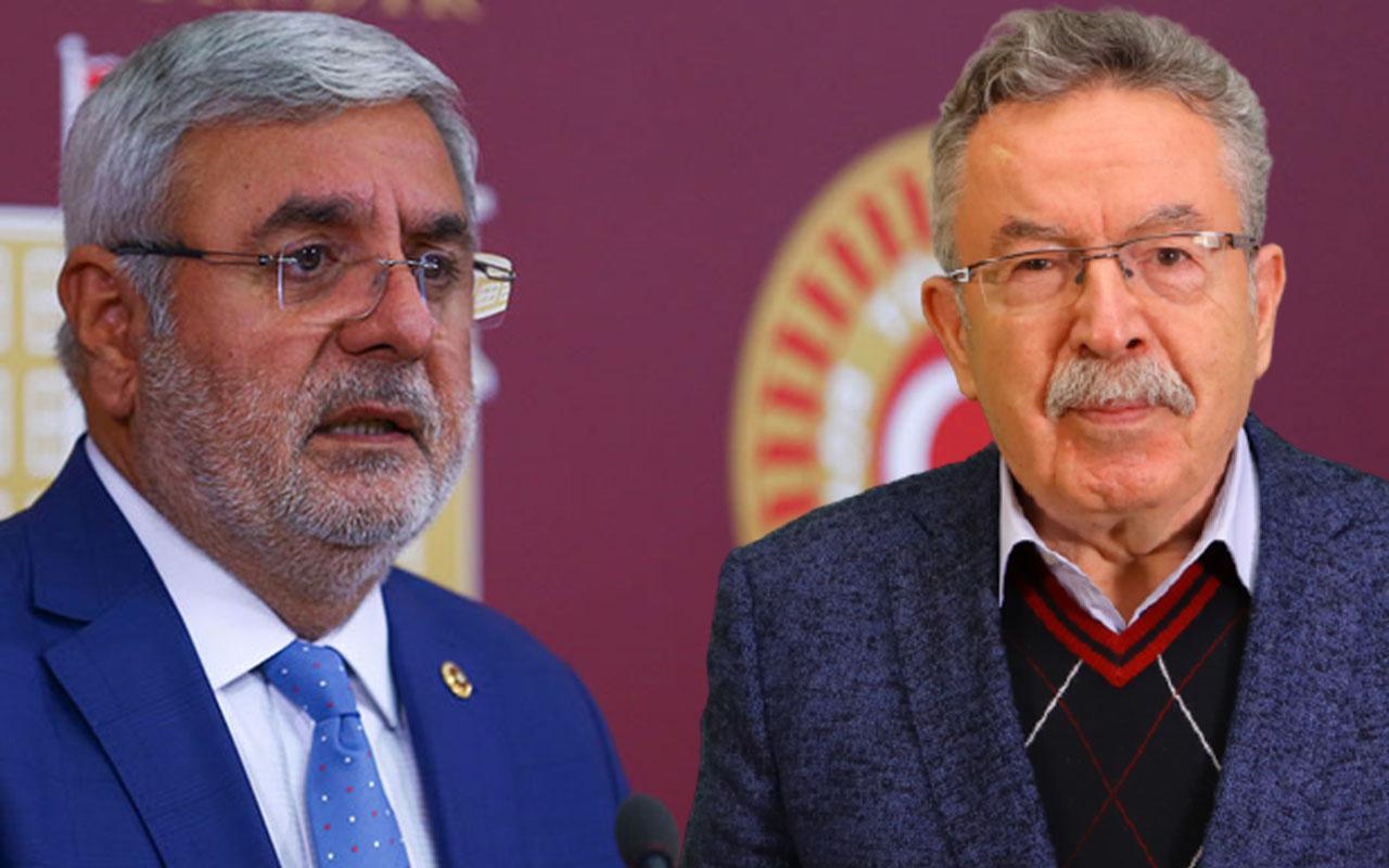 Mehmet Metiner'den Gelecek Partili eski YÖK Başkanı Özcan'a 'müptezel' cevabı