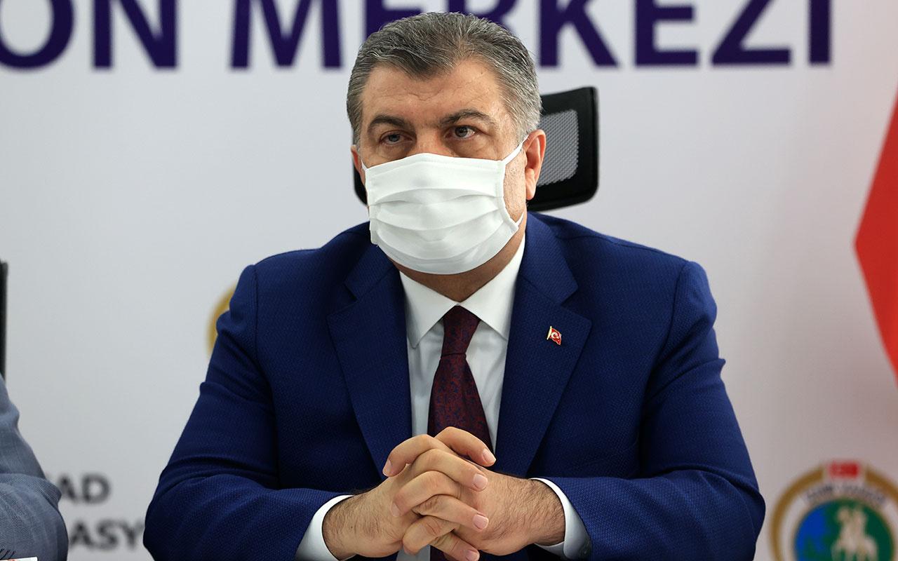Elif Perinçek ve İdil Şirin'in sağlık durumları nasıl! Sağlık Bakanı Koca açıkladı