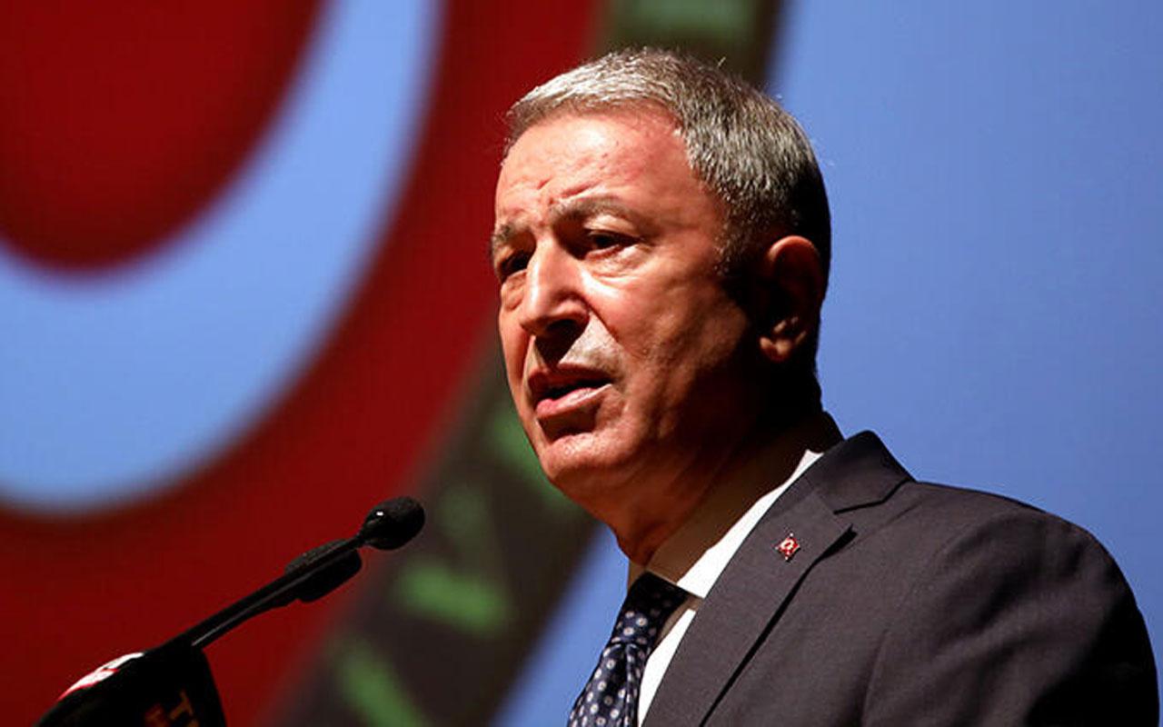 Bakan Akar, TSK'daki hasar tespit çalışmalarında son durumu açıkladı