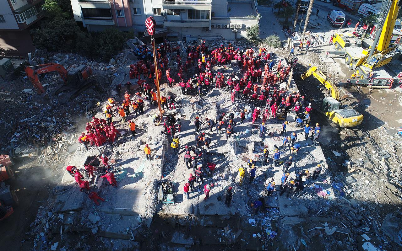 İzmir'de ölü sayısı kaç oldu? 4. günde deprem bölgesinde son durum