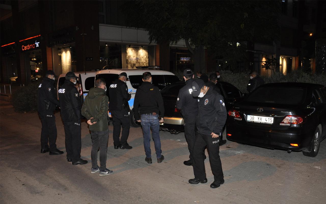 Eskişehir'de polis takibe aldı! Gerçek ortaya çıkınca şaşkına döndü