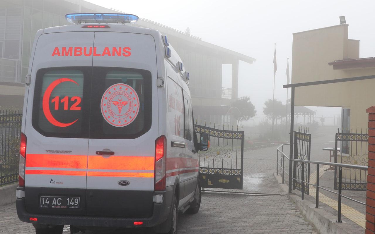 Bolu'dan pes dedirten haber! Karantina kuralını ihlal eden 2 kişi yolcu otobüsünde yakalandı