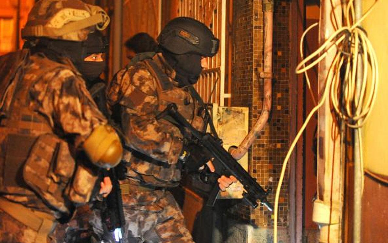 Bursa merkezli 4 ilde FETÖ operasyonu: 13 kişi gözaltında