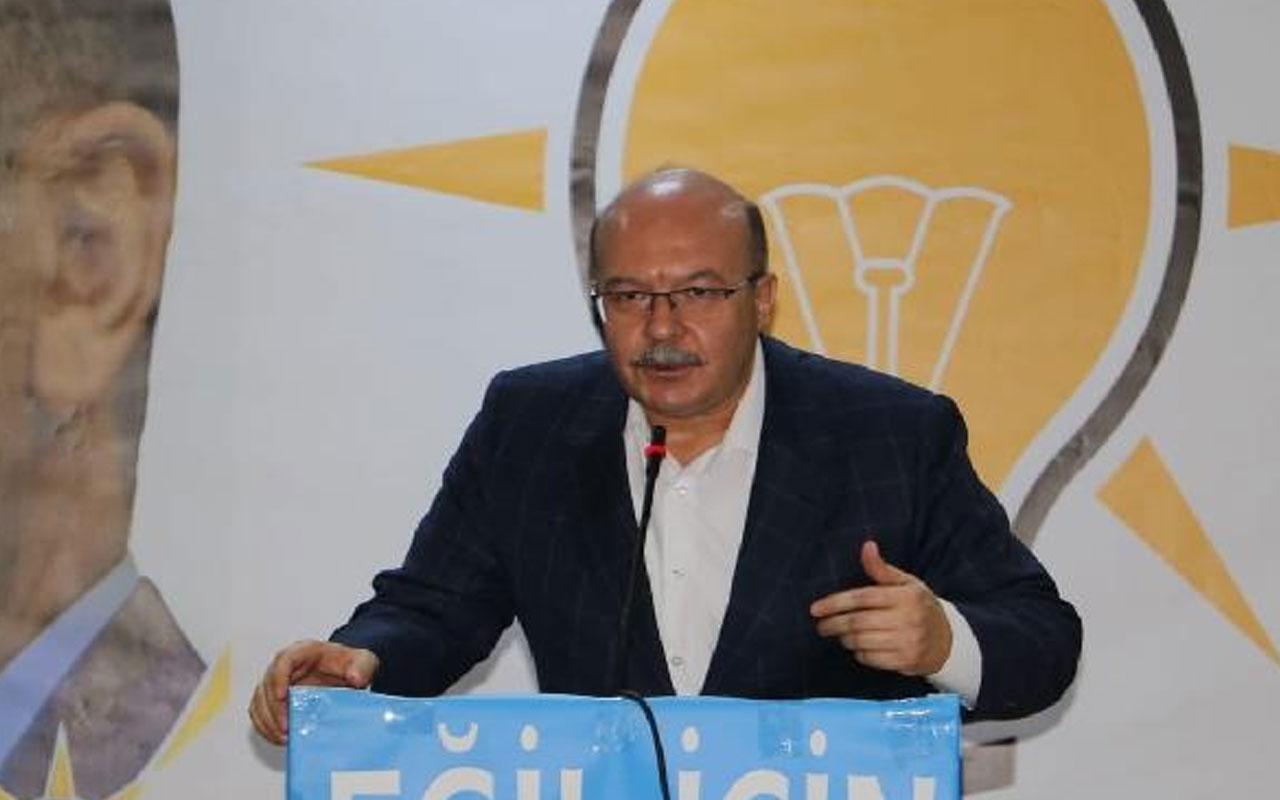 AK Parti Diyarbakır İl Başkanı Süleyman Serdar Budak koronavirüse yakalandı