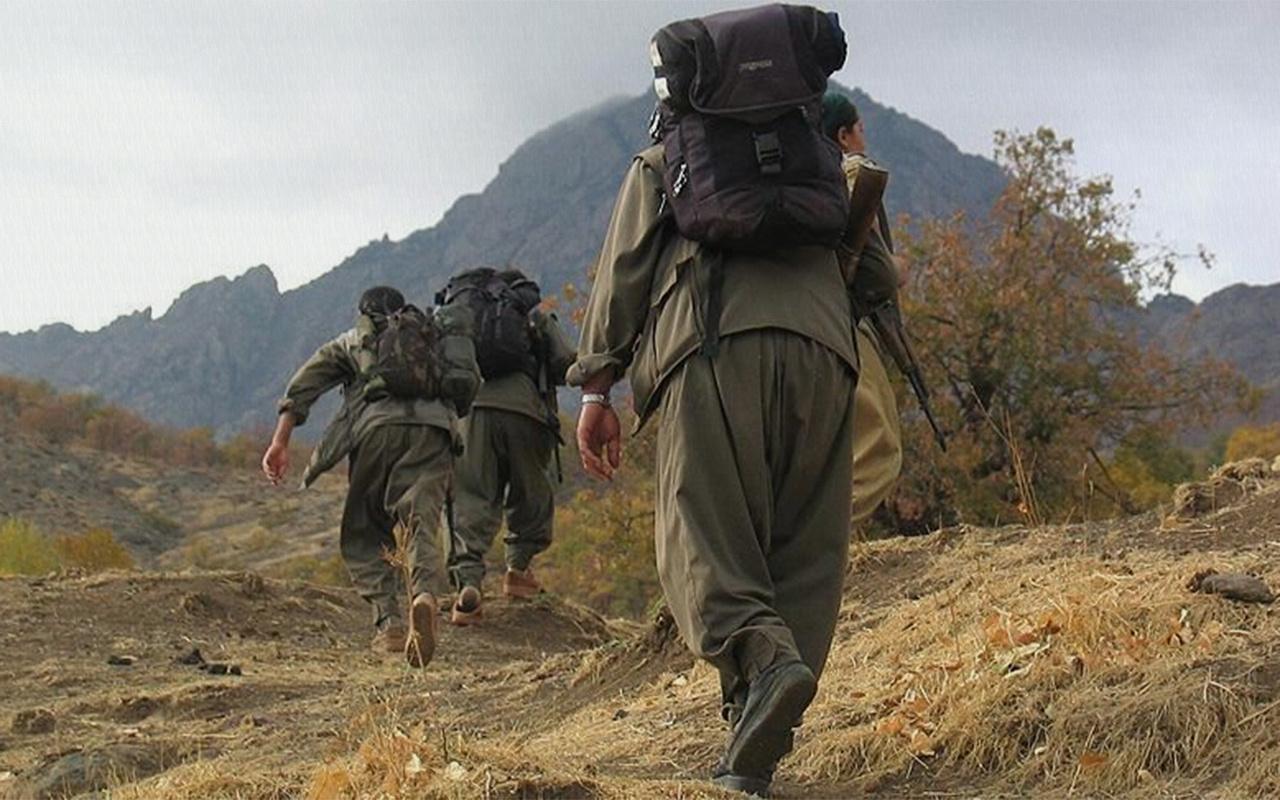 İletişimleri kesilen PKK'lı teröristler tek tek kaçıp teslim oluyor