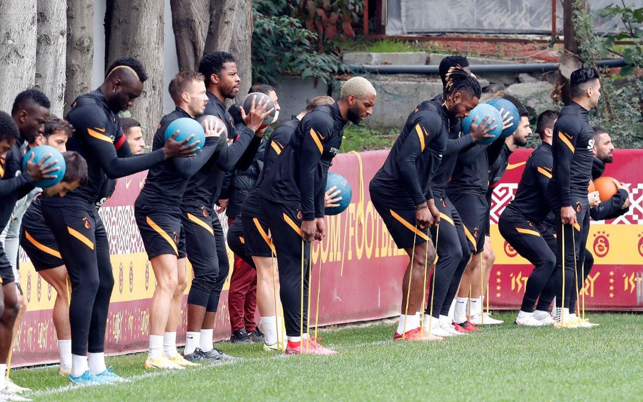 Galatasaray'a Saracchi ve Marcao'dan kötü haber