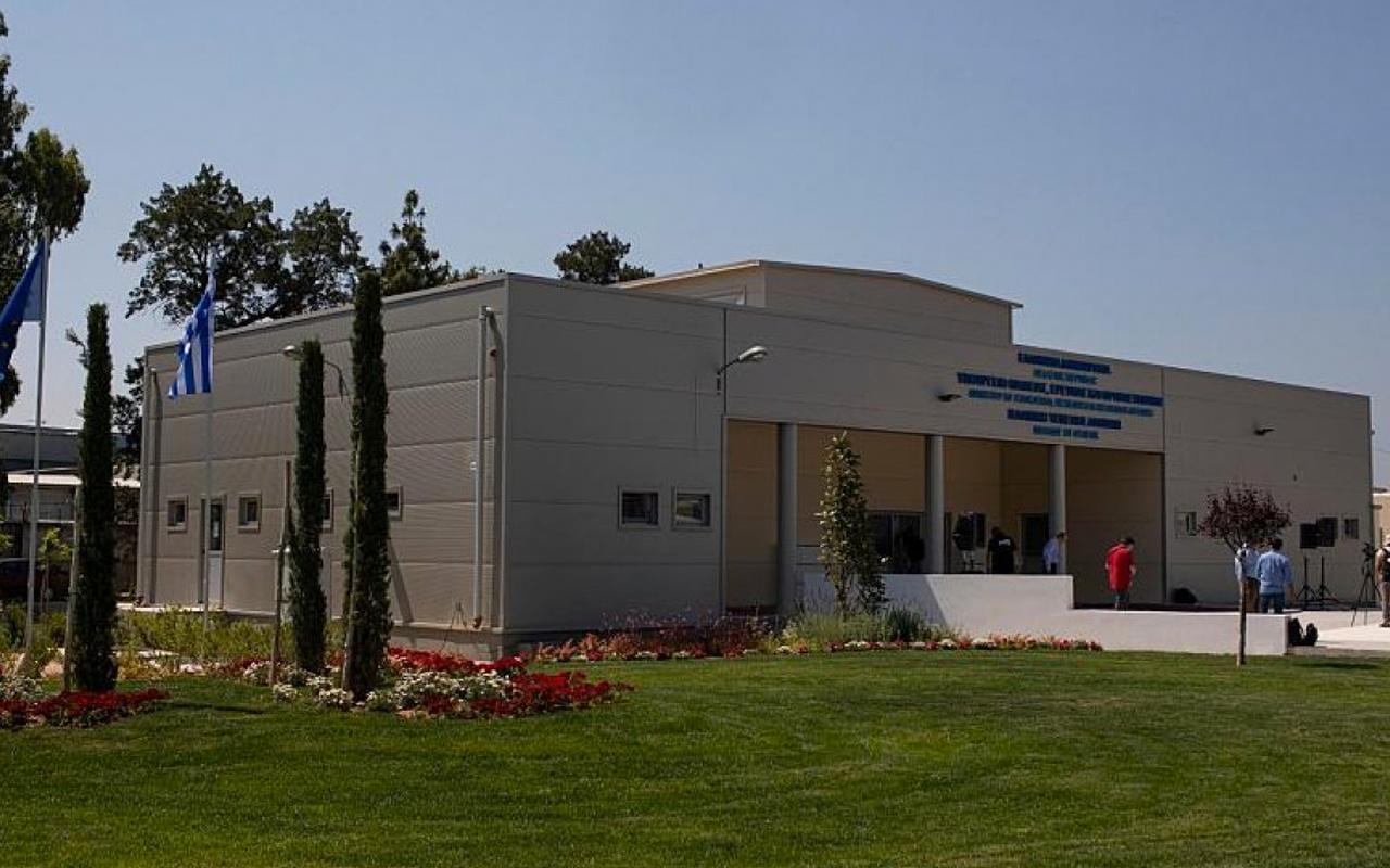 Atina'nın ilk camisi ibadete açıldı