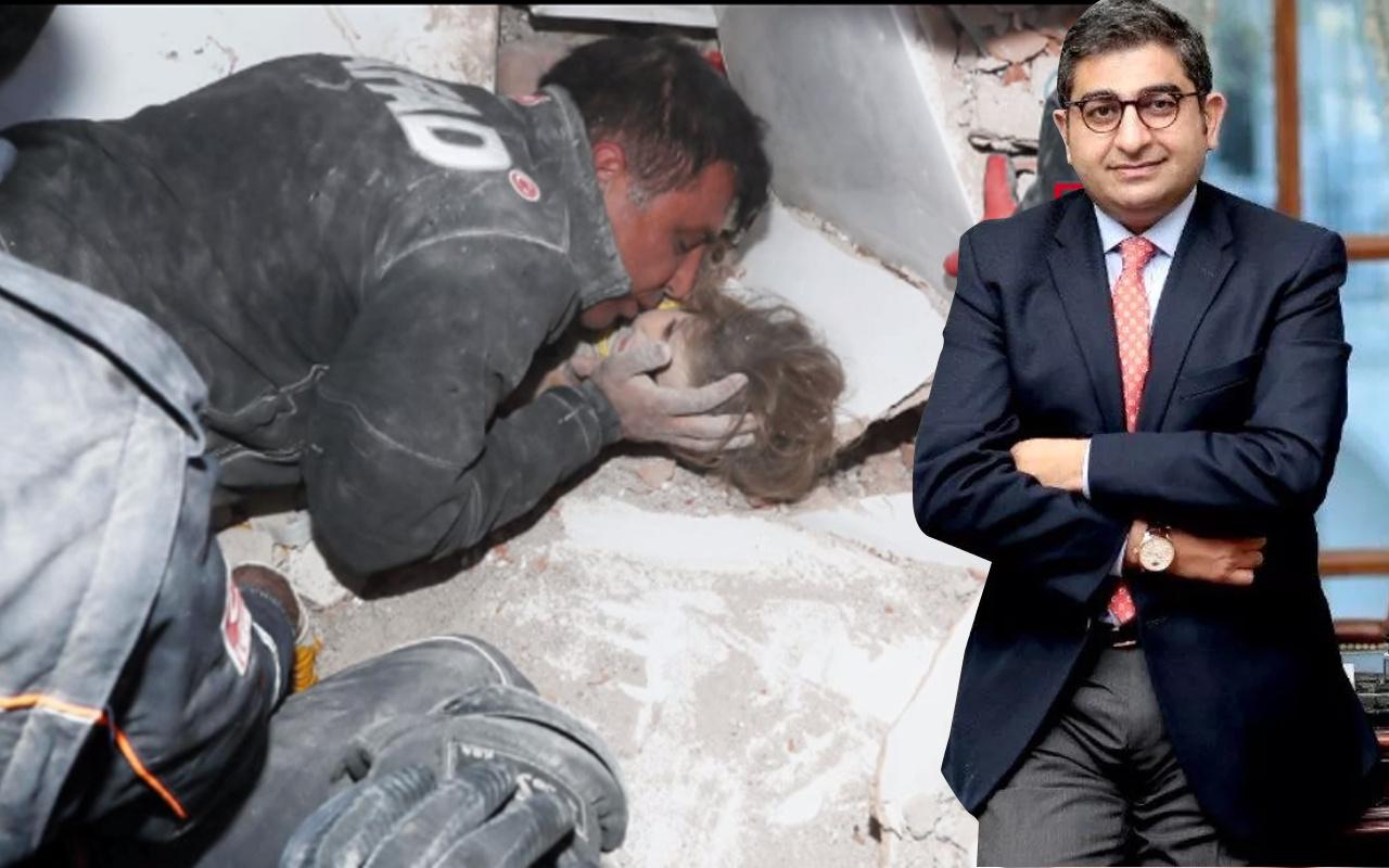 Sezgin Baran Korkmaz'dan alkışlanacak hareket! İzmir'de Ayda'yı kurtaran kahramanla ilgili harekete geçti