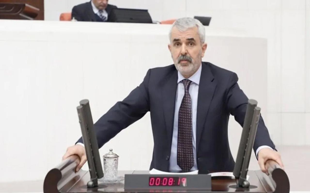 MHP'li Nurullah Sazak koronavirüs testinin pozitif çıktığını açıkladı.
