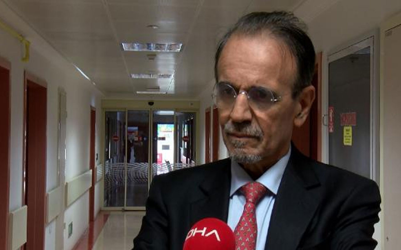 Mehmet Ceyhan enkazda yaşamın sırrını açıkladı: Su kaybını minimumda tutmak