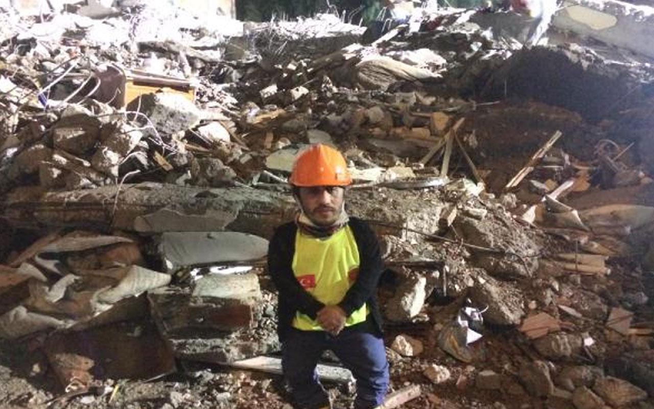 İzmir'de küçük bedeniyle büyük mücadele veriyor! Rıdvan Çelik 4 gündür uyumuyor