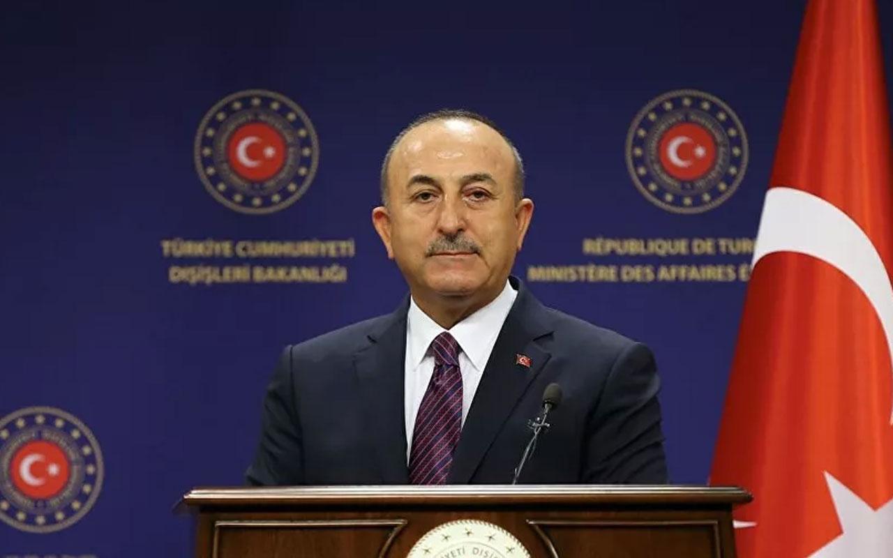 Bakan Çavuşoğlu'dan Külliye'de önemli açıklamalar! Lider konumumuzu teyit ettik