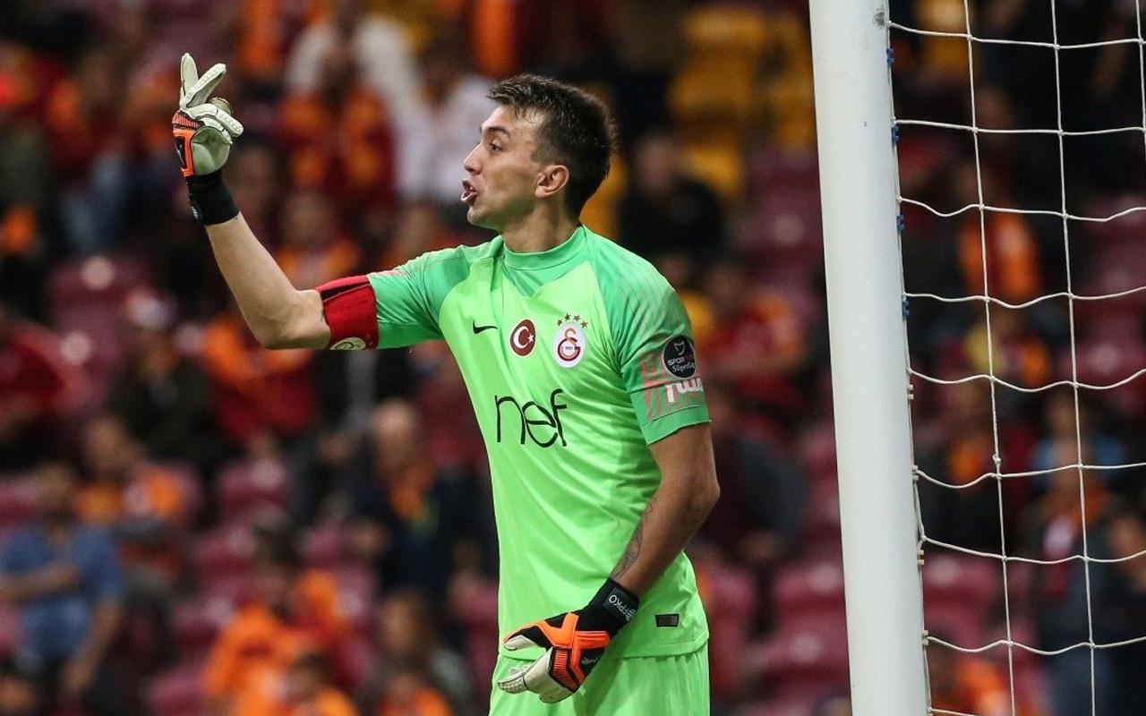 Fernando Muslera'dan Galatasaray'a güzel haber