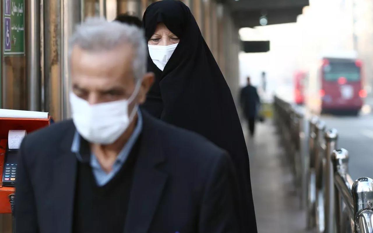 İran'da koronavirüs hızla yayılıyor! Vaka sayısı on binlere dayandı