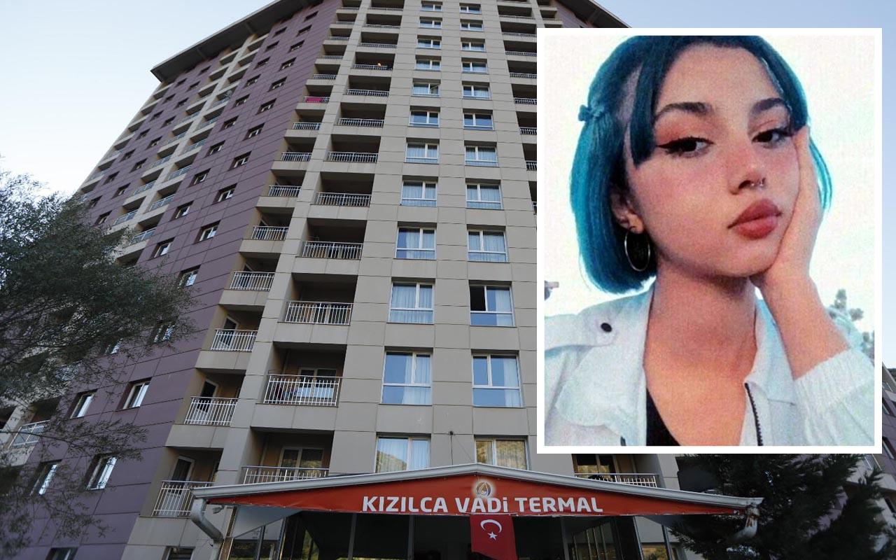 Ankara'da yeğeni Gamze otelden düşerek ölen dayı: Bu olay intihar değil, cinayet