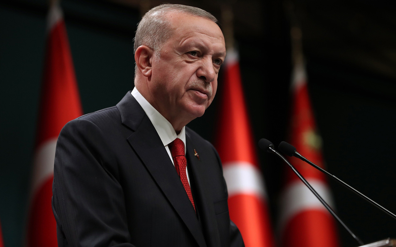 Cumhurbaşkanı Recep Tayyip Erdoğan İzmir'e yapılacak yardımları açıkladı