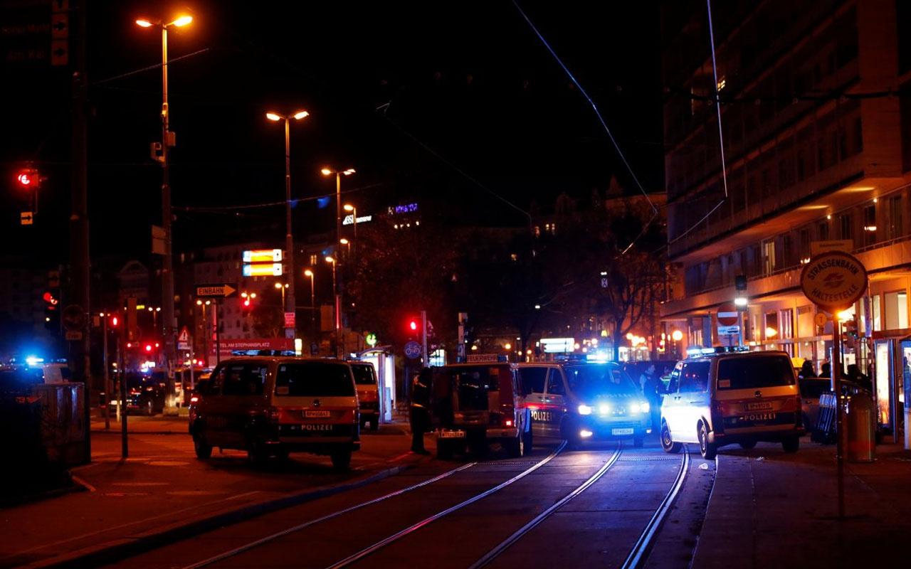 Viyana'daki terör saldırısına Türkiye'den tepki yağdı: Şiddetle kınıyorum