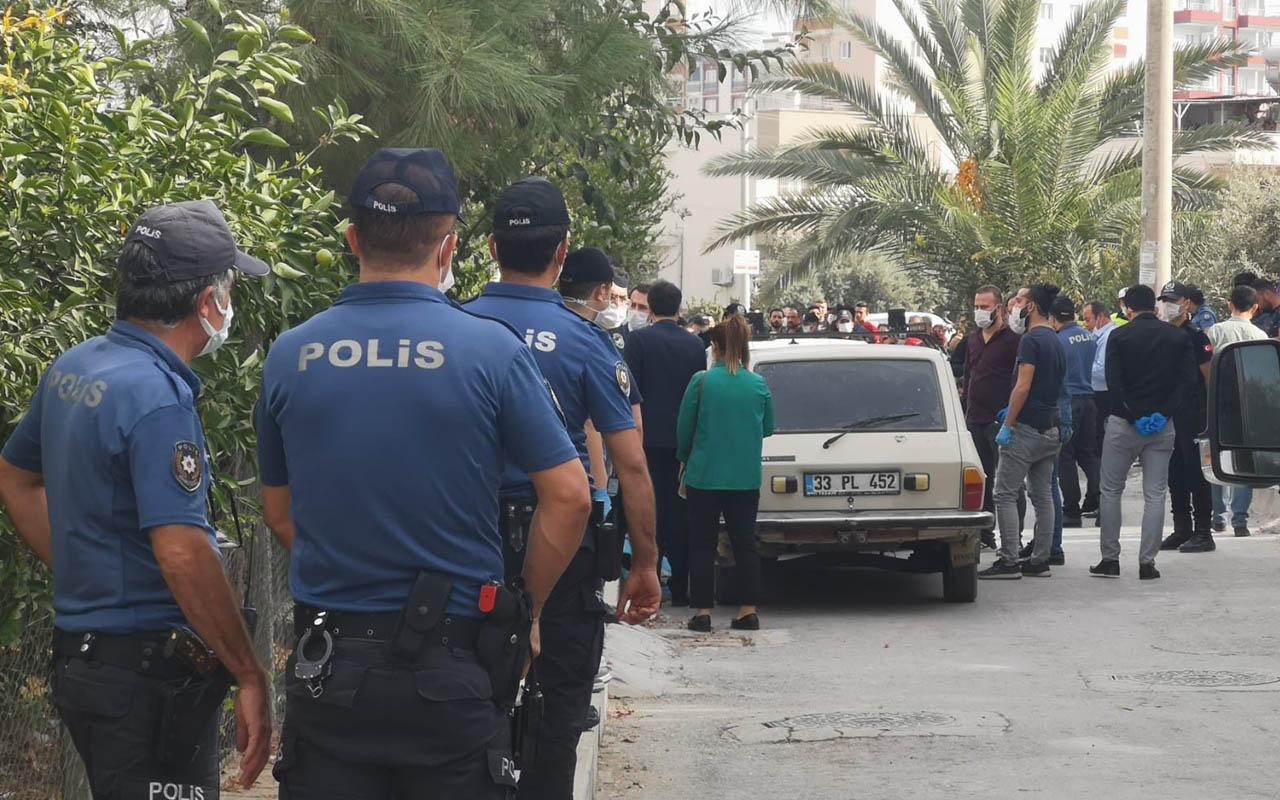 Mersin'de aile katliamı! Eşini, baldızını ve kaynanasını öldürdü