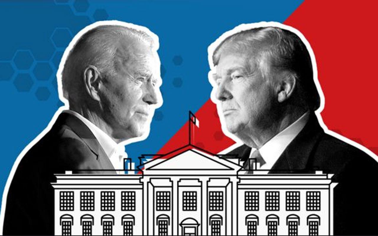 ABD'de başkanlık seçimi sona doğru yaklaşıyor! Oy sayımı sürüyor