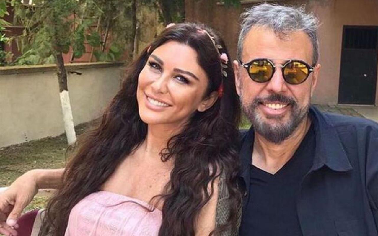 Hamdi Alkan'ın eşi Selen Görgüzel Alkan koronavirüse yakalandı