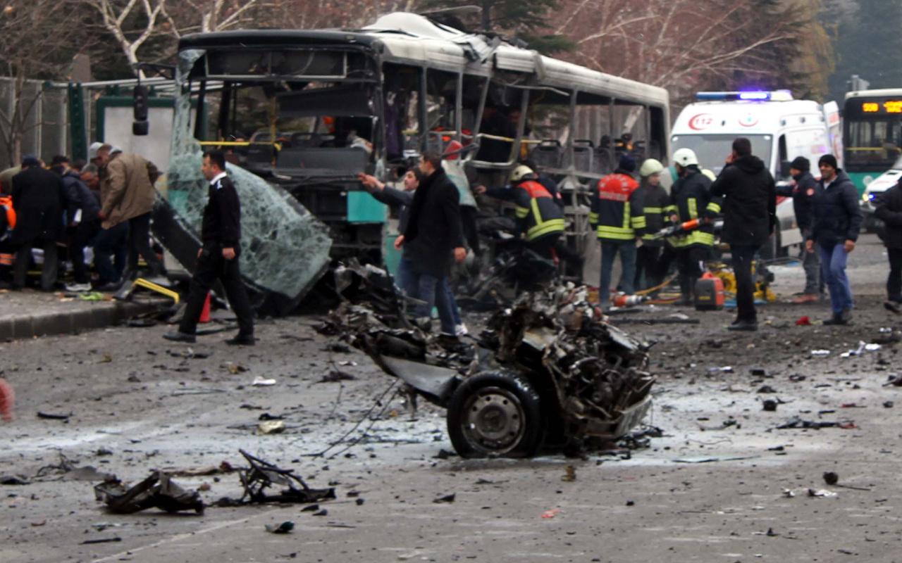 15 askerimizin şehit olduğu Kayseri patlamasının faili terörist tutuklandı