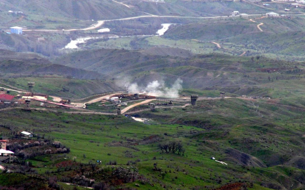 Hakkari Derecik'te hain saldırı 1 şehit 2 yaralı