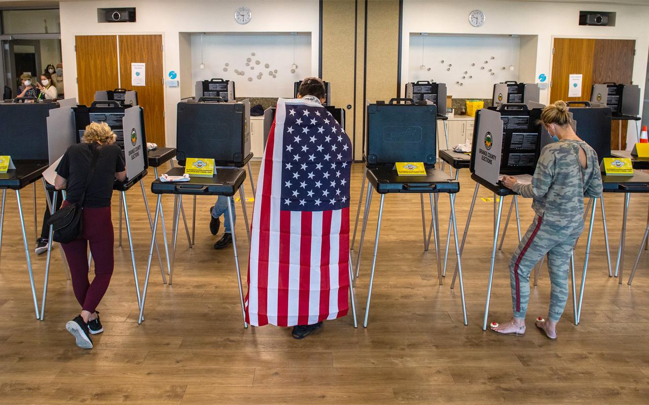 ABD seçimlerinde esrar, kürtaj ve asgari ücrette oylandı işte yeni tablo