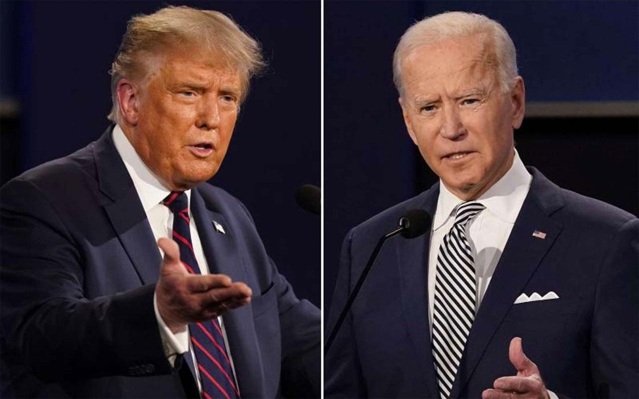 ABD seçimleri son durum Donald Trump mı Joe Biden mi Amerika'da kim önde?