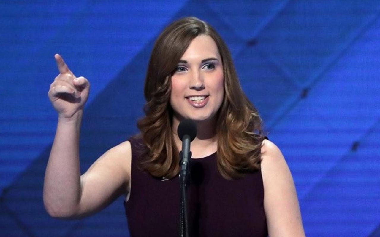 ABD'nin ilk trans eyalet senatörü Sarah McBride oldu